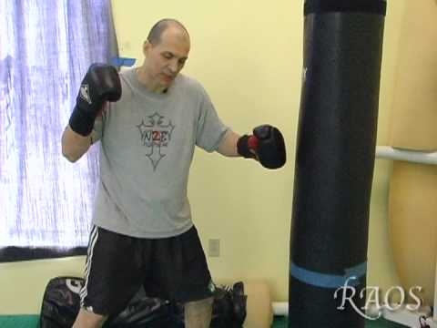 Kickboxing Training - Overhand Punch: Russian Style! Image 1