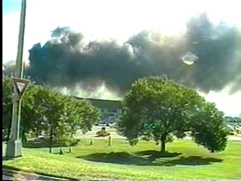 9/11 Pentagon Attack Video - Aftermath