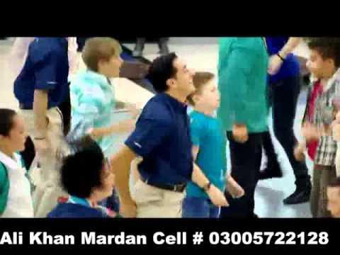 pashto garam dance in Dubai airport