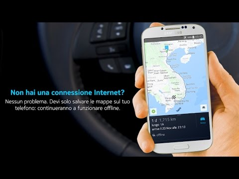 Nokia Here Maps: il navigatore satellitare gratuito alternativo per Android