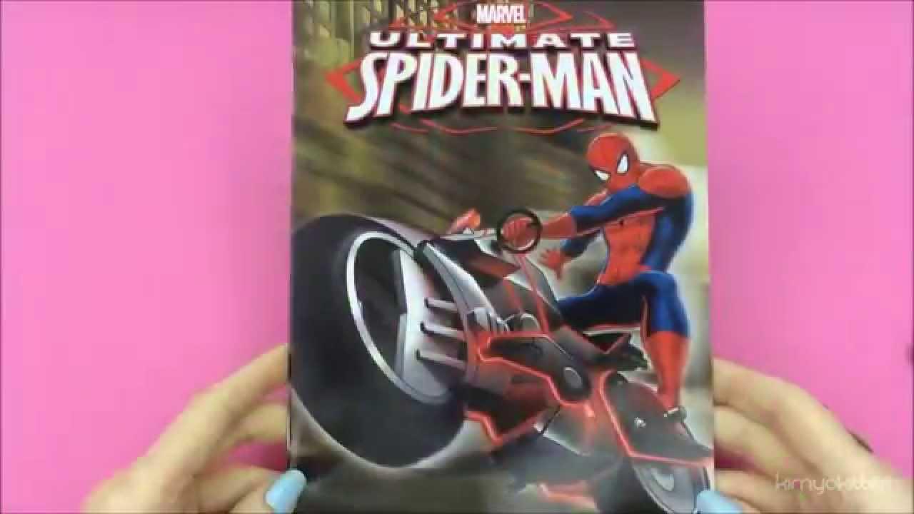 Marvel Ultimate Spider - Man Ultimate Spider Man Web Warriors Miles Morales