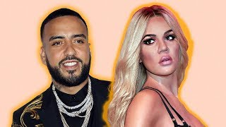 Khloe Kardashian With French Montana After Tristan Thompson Break Up?
