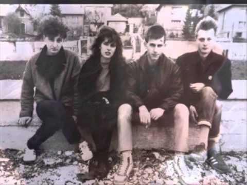 Scabia  -  Nikad Mira  (1986 Yugoslav -Bosnia New Wave / Post Punk )