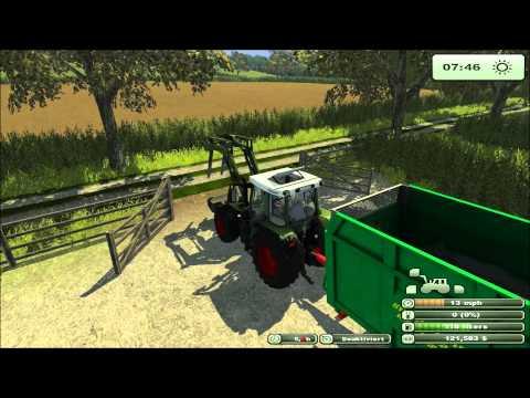 farming Simulator 2013 Oak Farm geting my money.mp4
