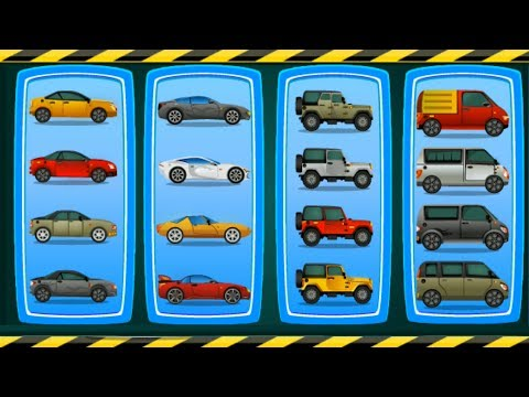 Mechanic Car Garage & Salon | Cars for Kids | Videos for Children | Gameplay Android