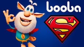 Booba New Superhero 👊 Funny cartoons Super ToonsTV