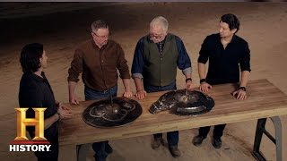 Forged in Fire: Spiked Shield Deliberation, Round 3 (S2, E4) | History