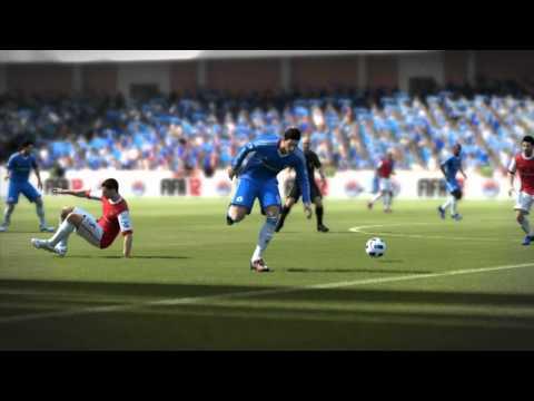 FIFA 12 - Moteur de collision de joueur - Trailer