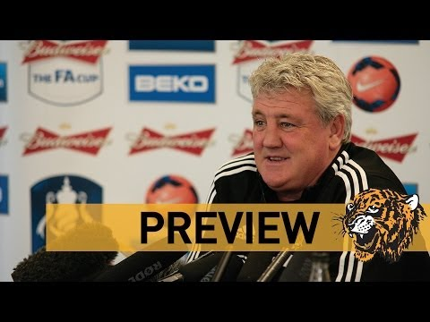 Hull City v Arsenal | FA Cup Final With Budweiser | Preview With Steve Bruce