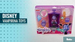 Top 10 Disney Vampirina Toys 2018: Vampirina Glowtastic Friends Set