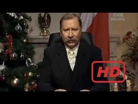Stand Up -  Andrzej Grabowski - Bożonarodzeniowe Orędzie Prezydenta Polski