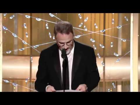 David Fincher won at the Golden Globe 2011