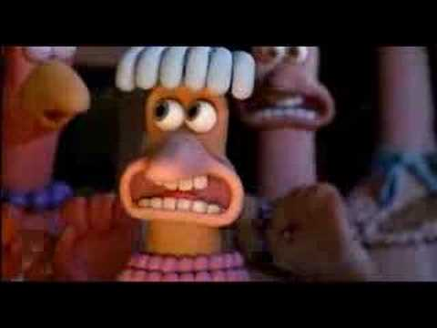 Chicken Run (C:R-1) Trailer | Mission Impossible M:I-2 Spoof