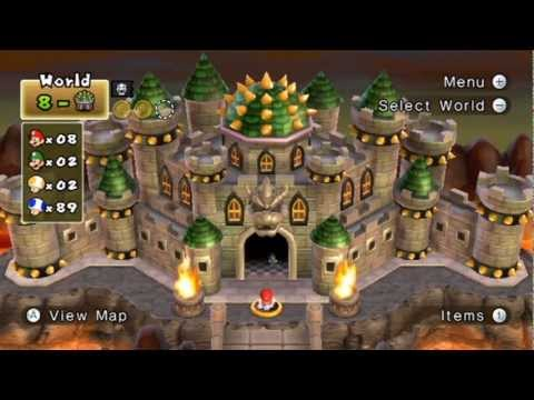 New Super Mario Bros. Wii - Episode 16