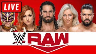 WWE RAW Live Stream December 9th 2019 Watch Along - Full Show Live Reactions