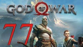 God of War (2018) playthrough pt77 - Elevator Gauntlet Action