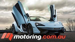 McLaren 570S Spider 2018 Review | motoring.com.au