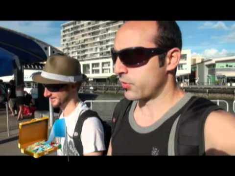 De Passagem pela Austrália - Bungee Jump e Barrier Reef Cairns
