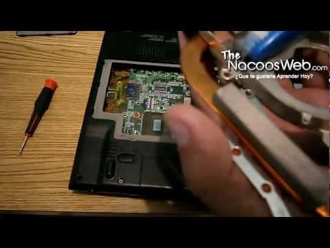 Como arreglar la Laptop si se apaga de pronto