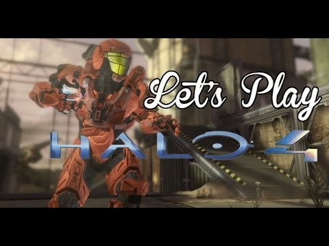 Game Time -- Burnie & Gav Play Halo 4 Ricochet