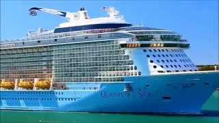video Royal Caribbean's
