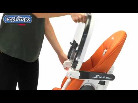 Peg Perego High Chair - Siesta
