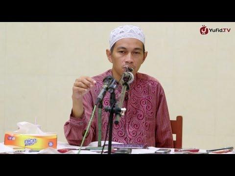 Kultum Subuh: Jadilah Pembuka Pintu-pintu Kebaikan - Ustadz Abuz Zubair Hawaary, Lc. - Yufid.TV