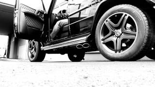 G65 AMG Modified Exhaust 2O12) HD 720p