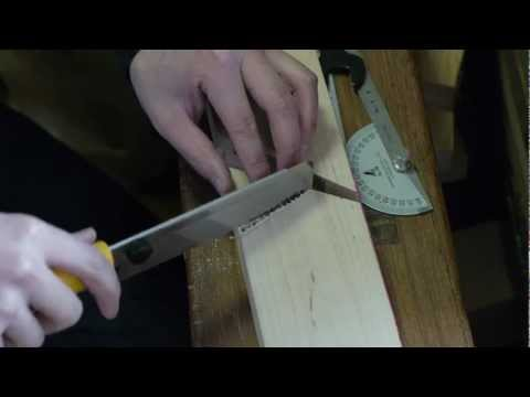 How to make a traditional style jointer plane part 3