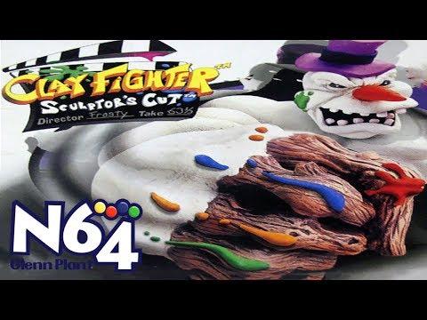 Clayfighter Sculptors Cut - Nintendo 64 Review - HD