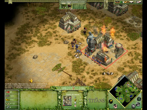 Age of Mythology The Titans Gaia vs Cronos