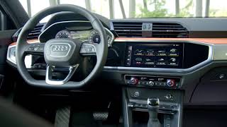 Audi Q3 Countryside Interior Design
