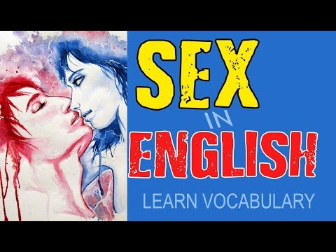 Learn English Vocabulary l Sex Related Words in English thumbnail