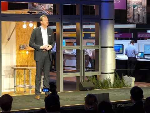 MWC 2013: Ericsson CEO presentation from Ericsson City