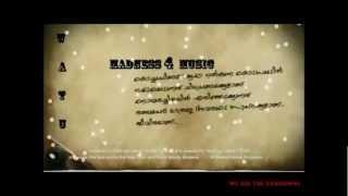 Minnaram - Chinkara kinnaram ( unplugged remix ) W.A.T.U