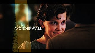 mike and eleven | wonderwall