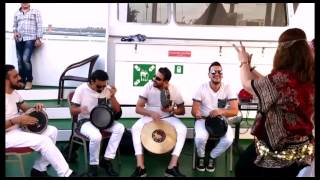 Grup-Harem Mannheim Arabian night Party Darbuka show