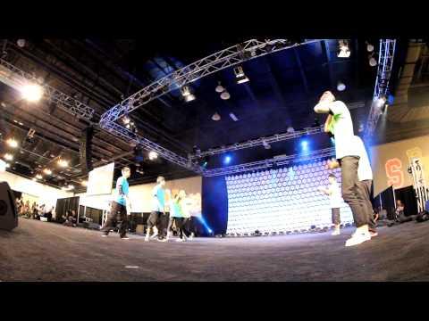Worm Tank Crew  The Denver Convention Center Ncaa Tournament Celebration! video
