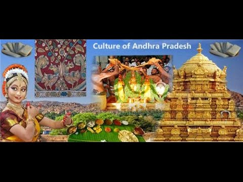 THE HERITAGE AND CULTURE OF ANDHRA PRADESH [MUST WATCH!!!]
