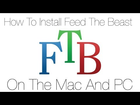 How To Download And Install Minecraft FTB Feed The Beast Modpack On The Mac And PC: Easiest Way!