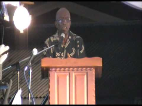 Chaguanas 2009 Carnival Prize Giving