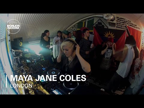 Maya Jane Coles Boiler Room Dj Set video