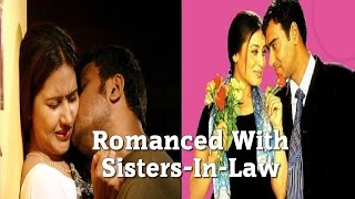 8 Bollywood Actors Who Romanced Their Real Sisters-In-Law On Screen