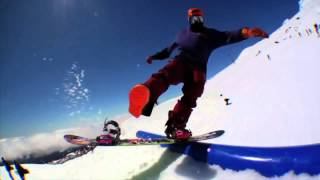 Best of Snowboarding: Best of rails, rail, railing, grinds #2