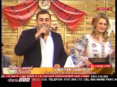 Nicusor Boieru - Canta turtureaua canta LIVE Dulce-i graiul de folclor 2016
