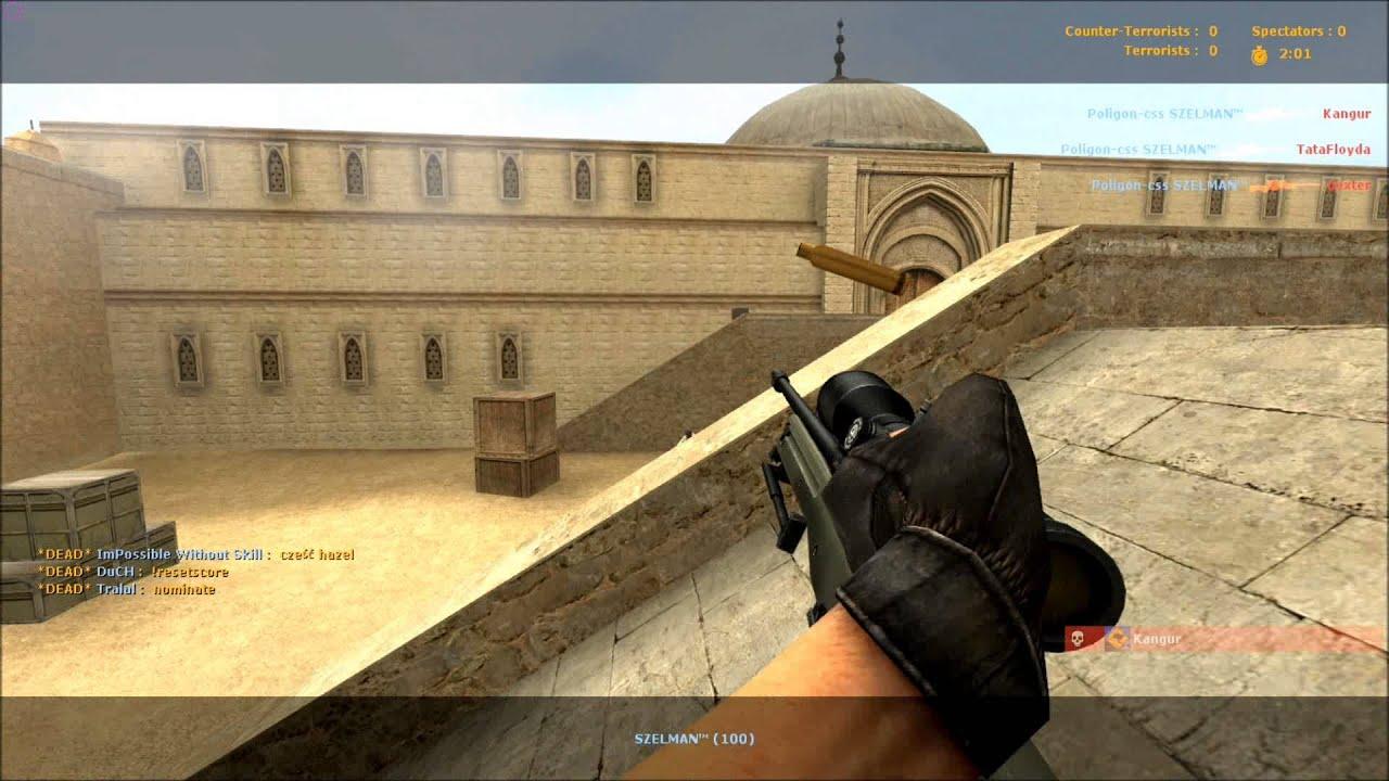 Правим прицел Counter-Strike Source » Игровой портал 68