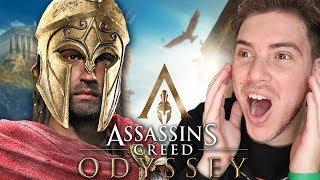 HO PROVATO ASSASSIN'S CREED ODYSSEY!! - Assassin's Creed Odyssey GAMEPLAY ITA E3