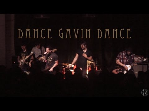 Dance Gavin Dance - Acceptance Speech