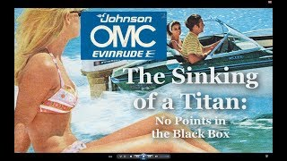 The Sinking of the Outboard Marine Corporation (OMC)