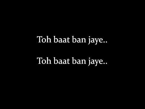 download lagu Lyricsbaat Ban Jaye Al  A Gentleman -  gratis